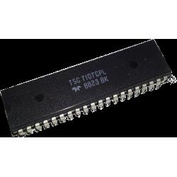 TSC-7107 Conversor A/D - Driver 3,5 dígitos
