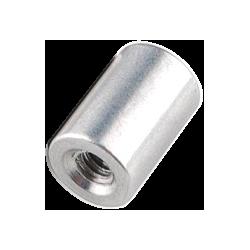 Separador Cilíndrico 10mm. Ø6mm.