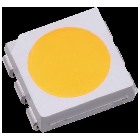 LED Blanco 5050 SMD PLCC6