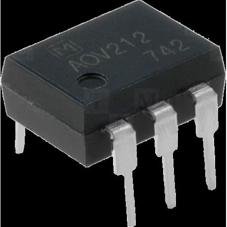 Optoacoplador AQV212