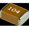 Condensador Cerámico SMD-0805 100nF/50v