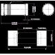 Diodo Conmutación 1N-4148 SMD-SOD80