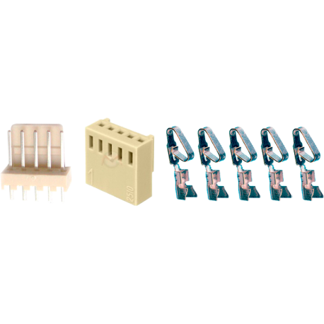 Juego Conector Molex KF2510 5 Contactos