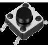 Minipulsador SMD 1 contacto N.A.