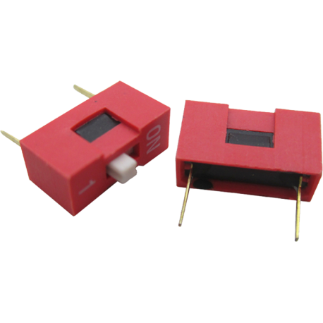 DIP Switch de 1 Contactos