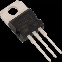 Regulador Tensión +12Vdc. LM-7812