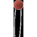Condensador Cerámico Pasante 5,6pF/63v