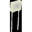 Condensador Poliester Pasante 2,2nF/100v
