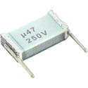 Condensador Poliester Metalizado 470nF/250v
