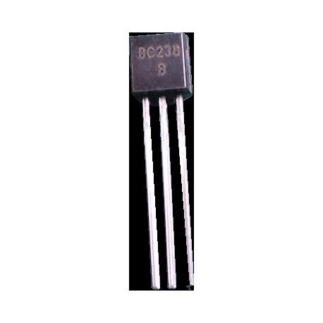 Transistor Bipolar NPN BC-238B