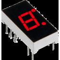 "MAN72A Display 7 Segmentos Rojo 0,3"" Ánodo Común"