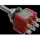 Conmutador GIVI 2 circuitos - 2 contactos