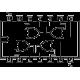 CD-4071 - Cuádruple puerta OR de 2 entradas CMOS