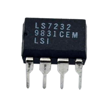 LS-7232 - Dimmer para lámparas con control táctil