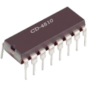 CD4510 - Contador BCD Programable UP/DWN CMOS