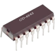 CD4543 - Decodificador BCD a 7 Segmentos CMOS