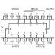 SN74147 - Encoder de prioridad TTL