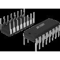 SN74393 - Doble contador binario de 4 bits TTL
