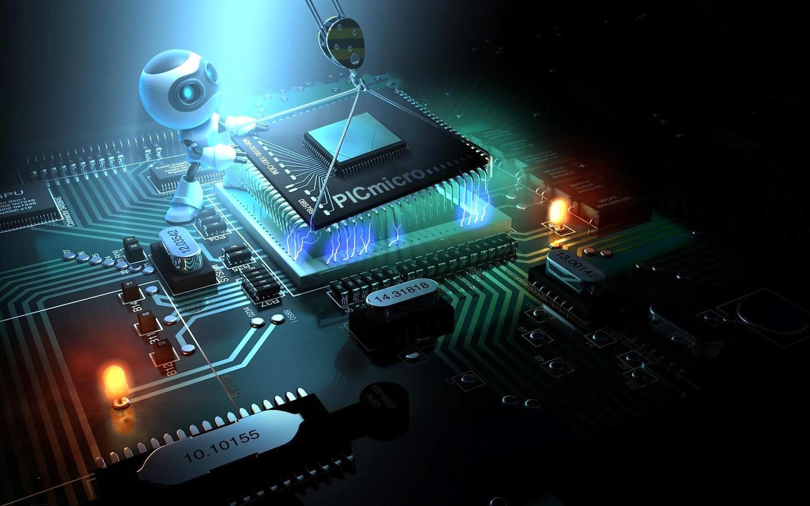 Microcontroladores PIC y ATMEGA